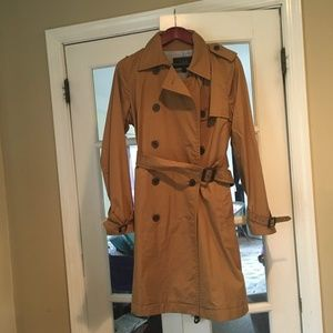 J Crew Trench Coat - New without tags
